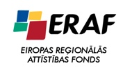 Eiropas Regionalas attistibas fonds (ERAF)