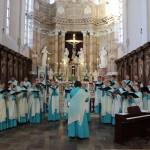 Koncerts Grodņas Bernardīniešu baznīcā